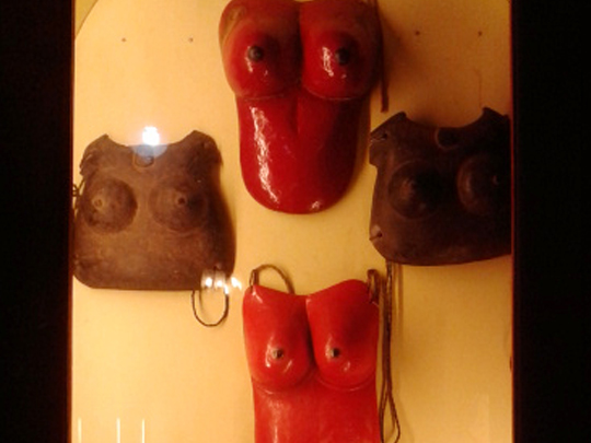 breast plates